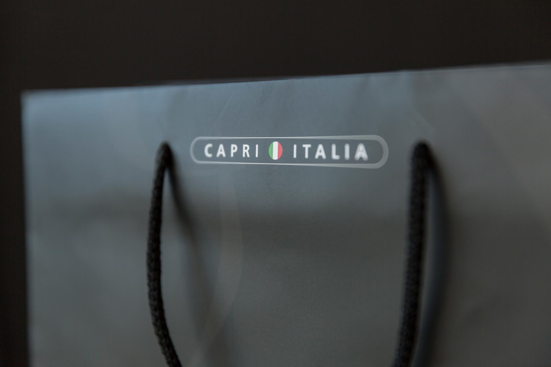 Draagtas Capri Italia