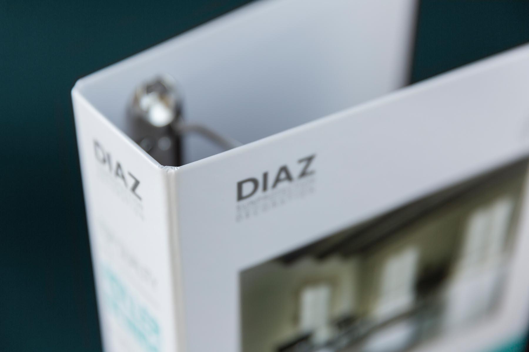 Stalenboek Diaz