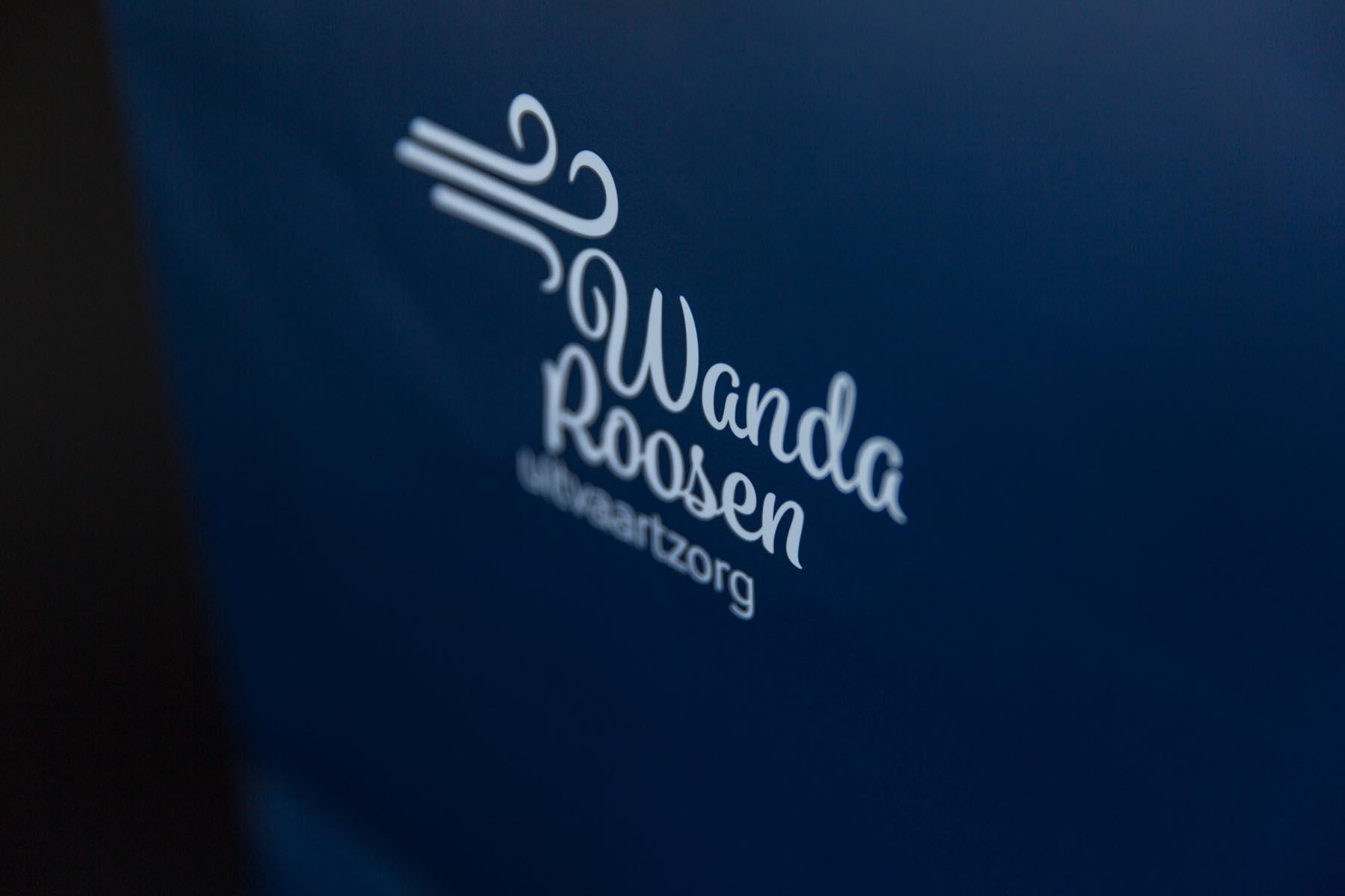 Draagtas Wanda Roosen