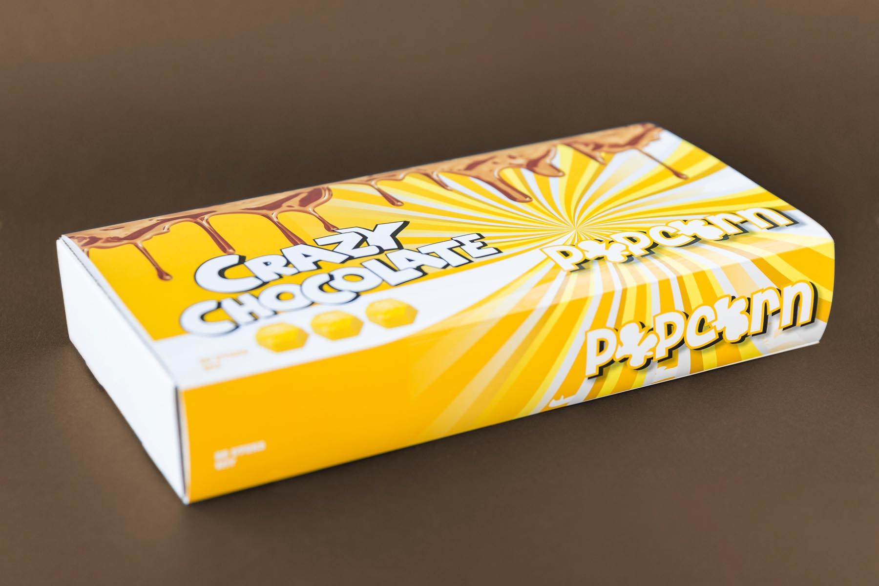 Luxe verpakking Crazy Chocolate