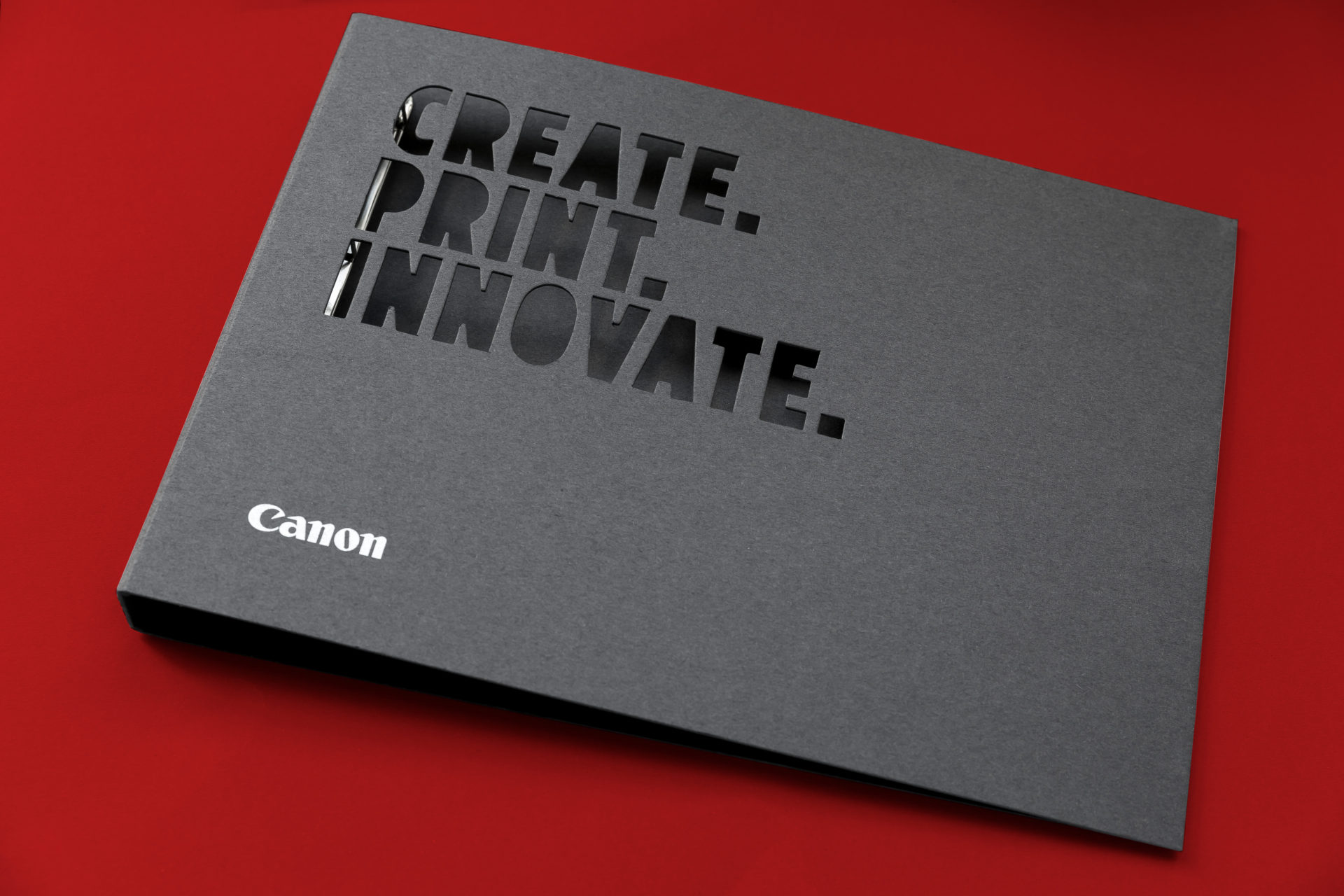 Presentatiemap Canon