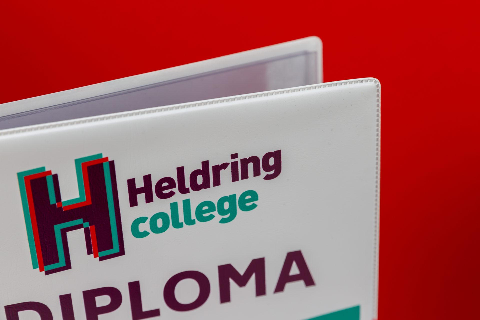 Diplomamap Heldring College