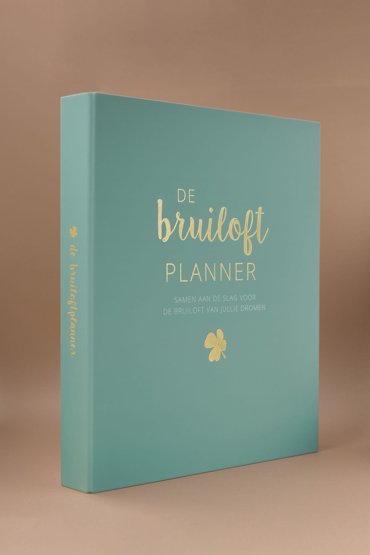 Presentatiemap De Bruiloft Planner