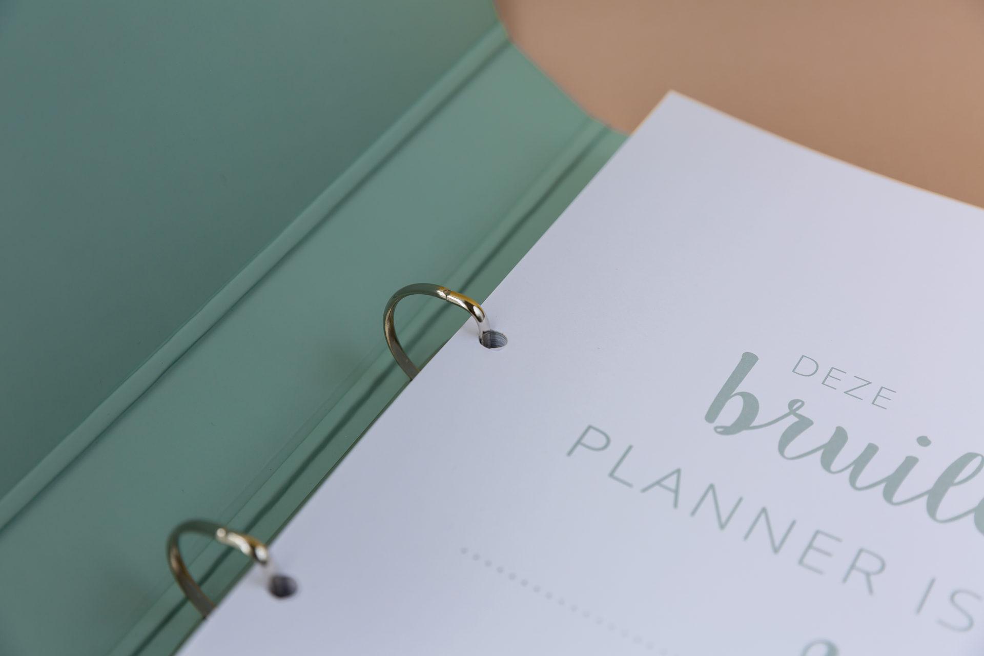 Tabbladen De Wedding Planner