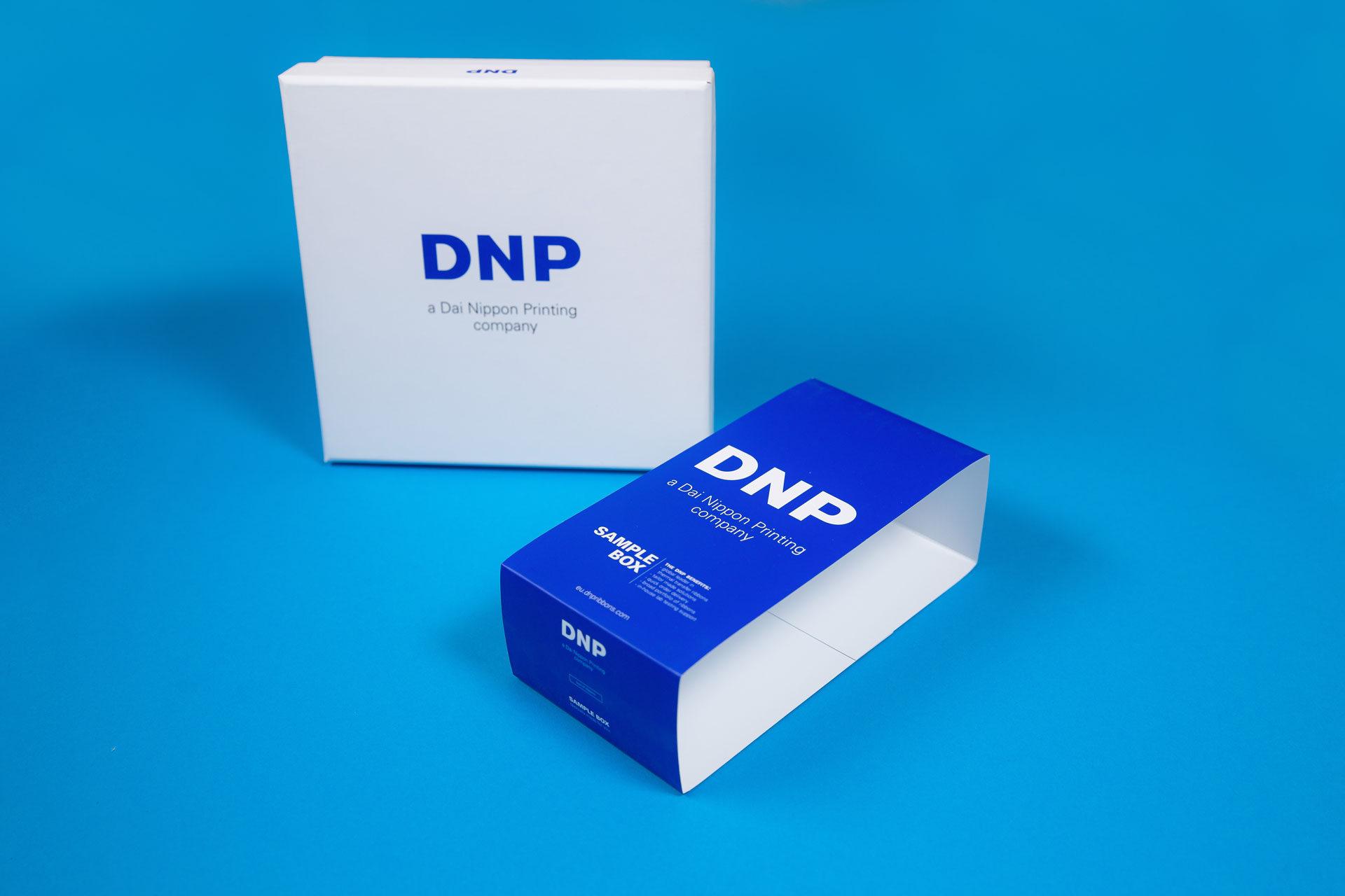 serie doosjes met deksels DNP