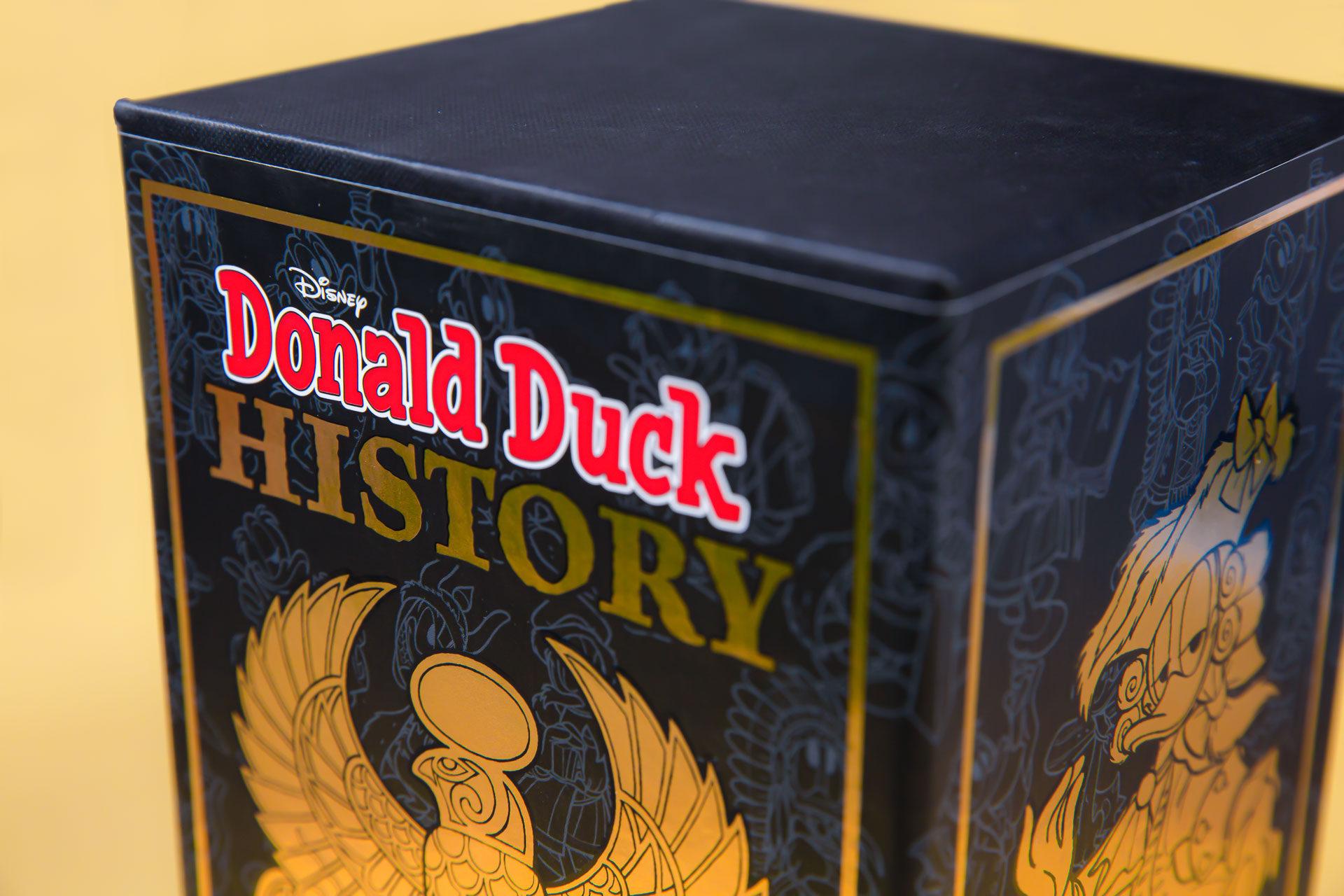 Cassette Donald Duck