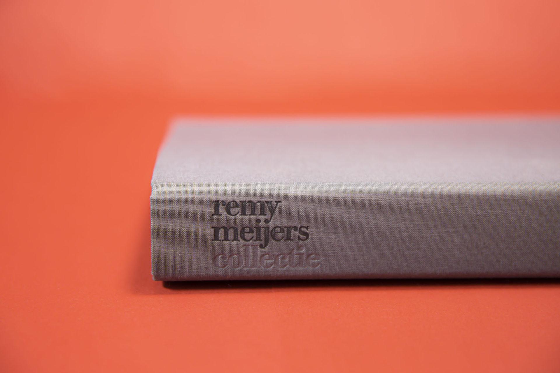 Linnen ringband Remy Meijers
