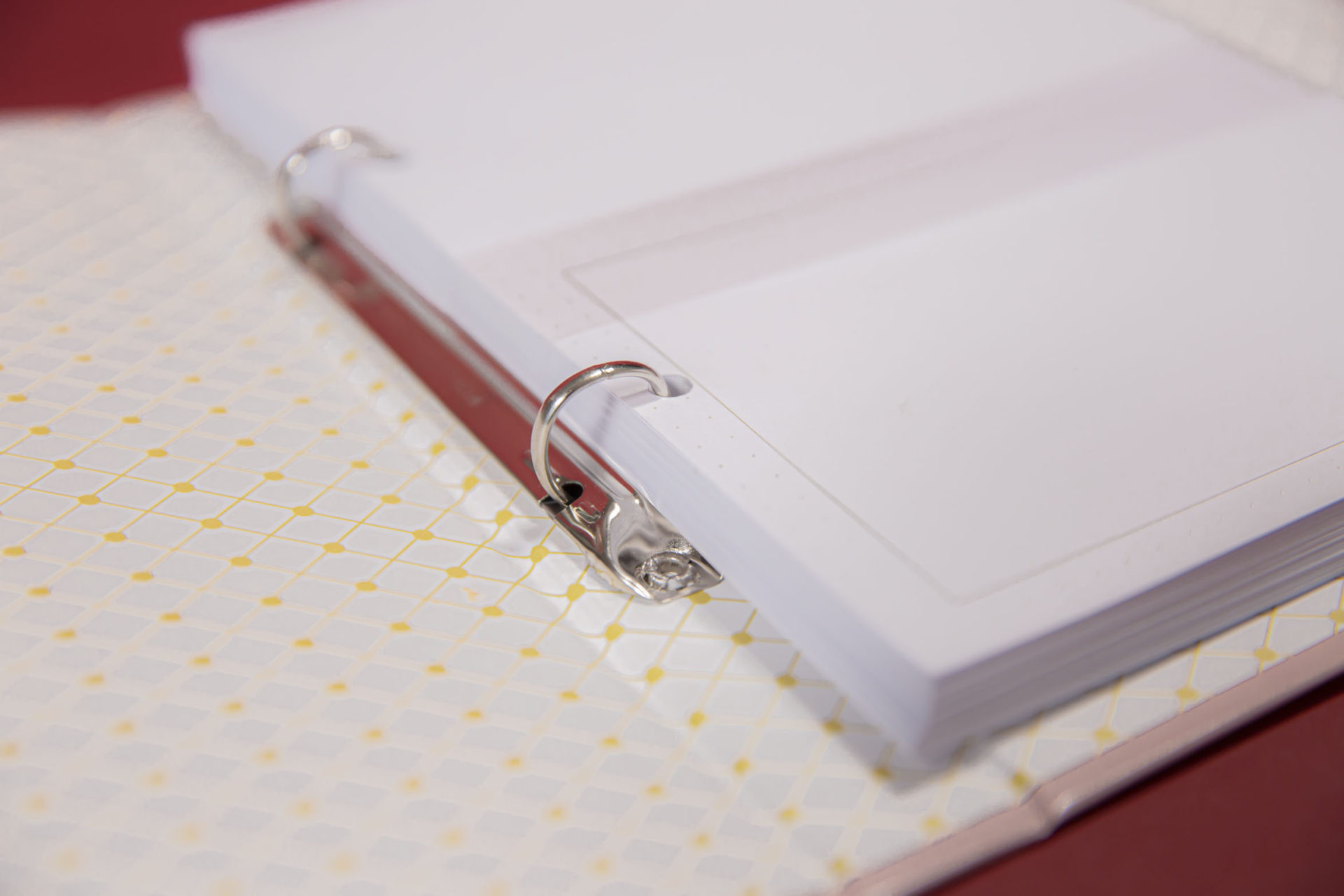 3-Luik Ringbandje Papertime
