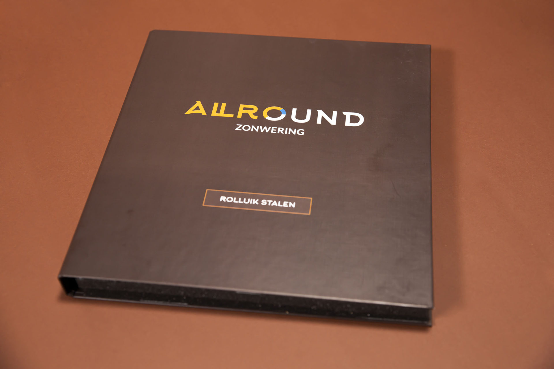 Ringband met Stalenmap Allround