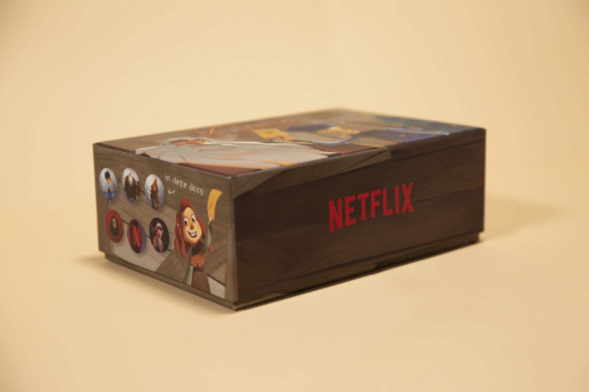 Doos met deksel Netflix