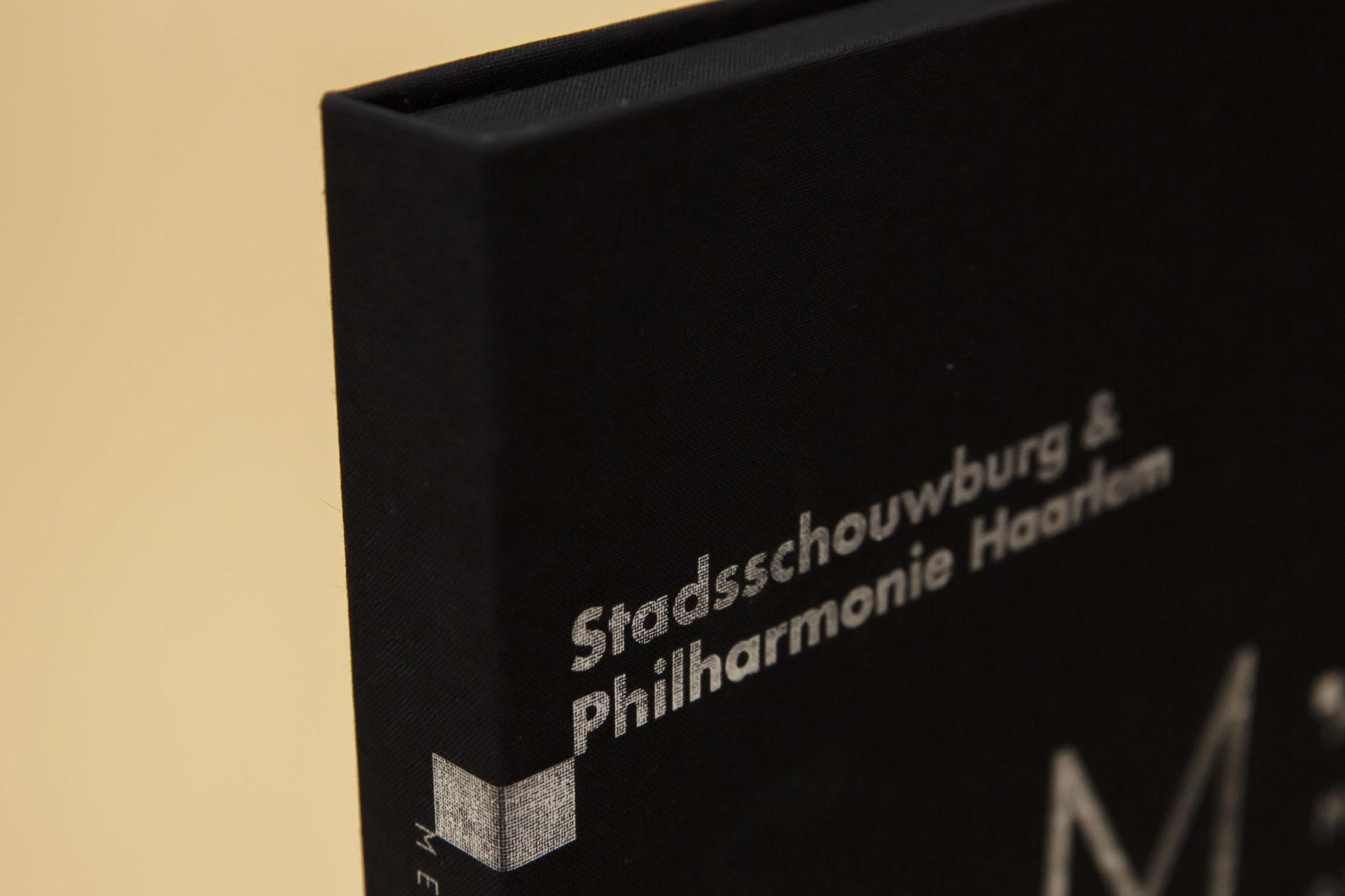 Doosband  Stadsschouwburg & Philharmonie Haarlem