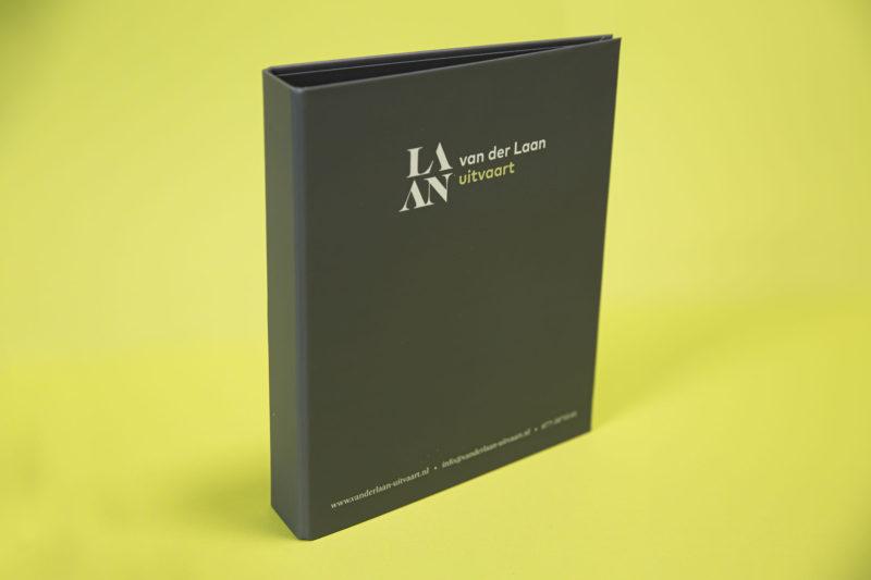 A5 ringband van der Laan