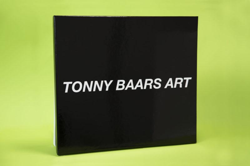 Doos met deksel Tonny Baars Art