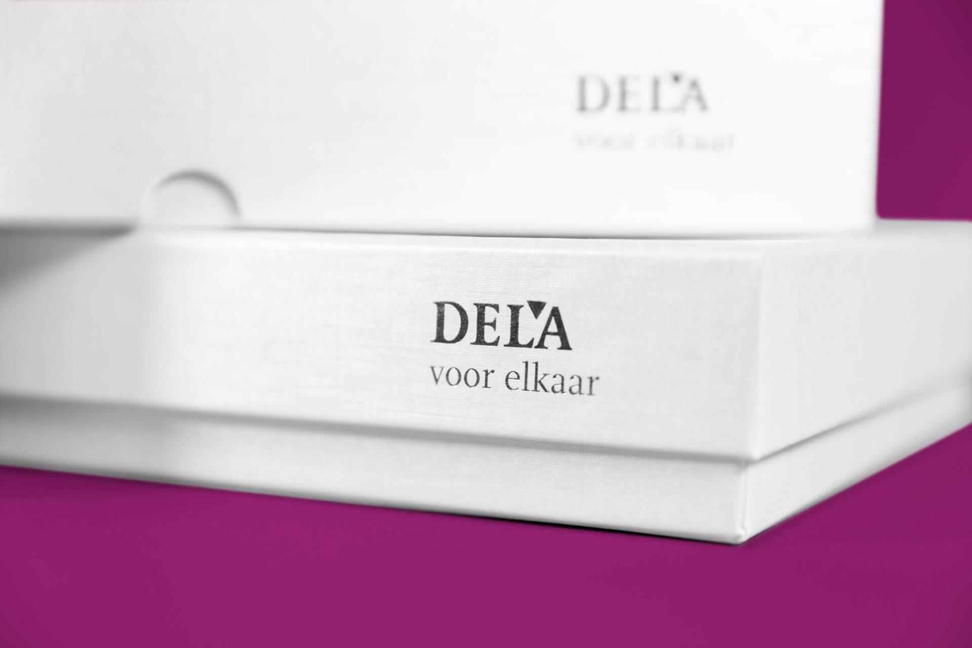 Doosje met deksel Dela