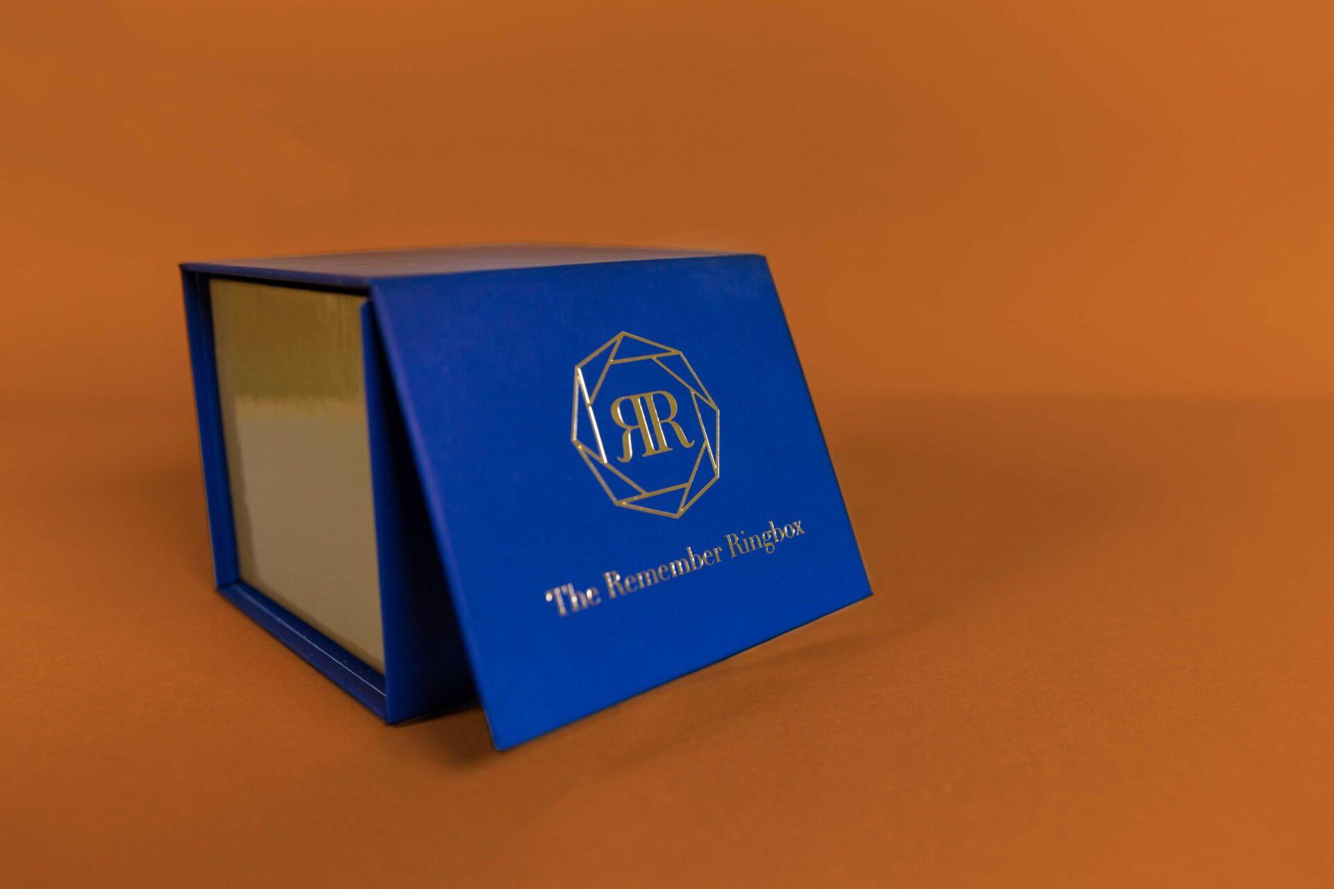 Magneetdoos Remember Ringbox