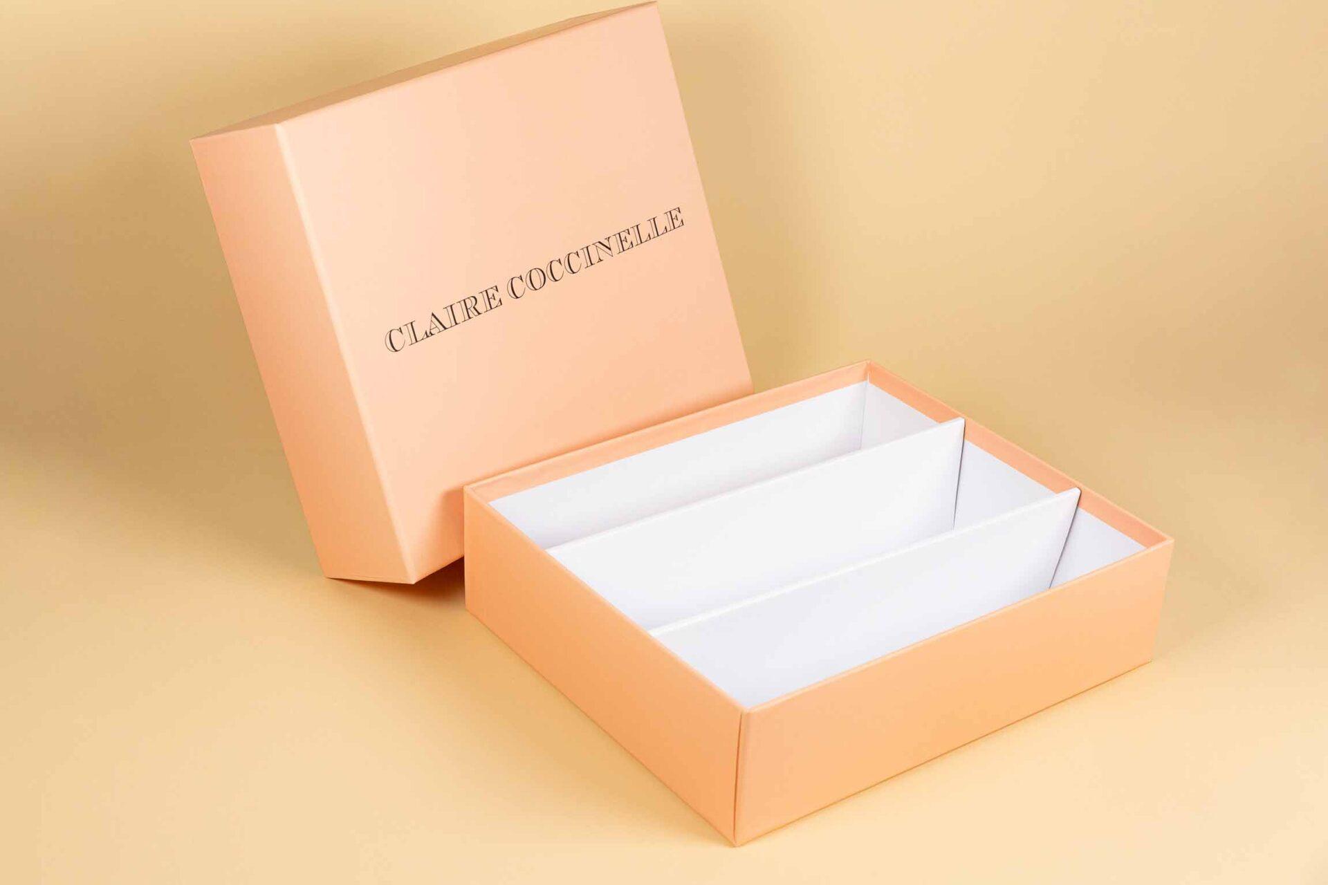 Doos met deksel set – Claire Coccinelle